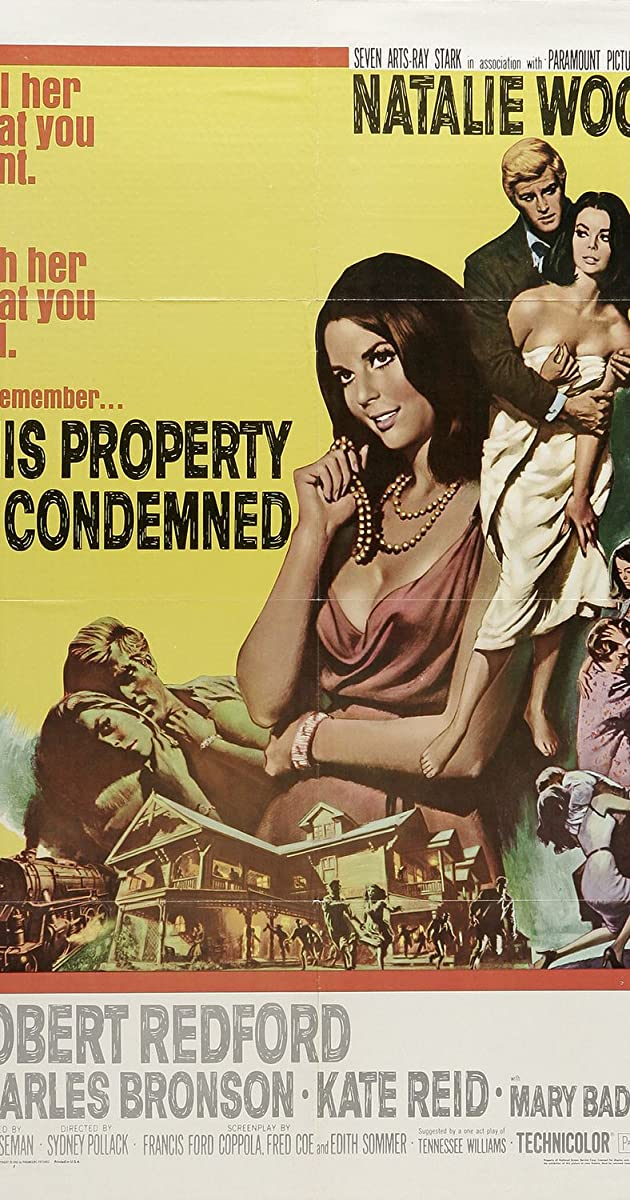 Watch Full HD Movie This Property Is Condemned (1966)