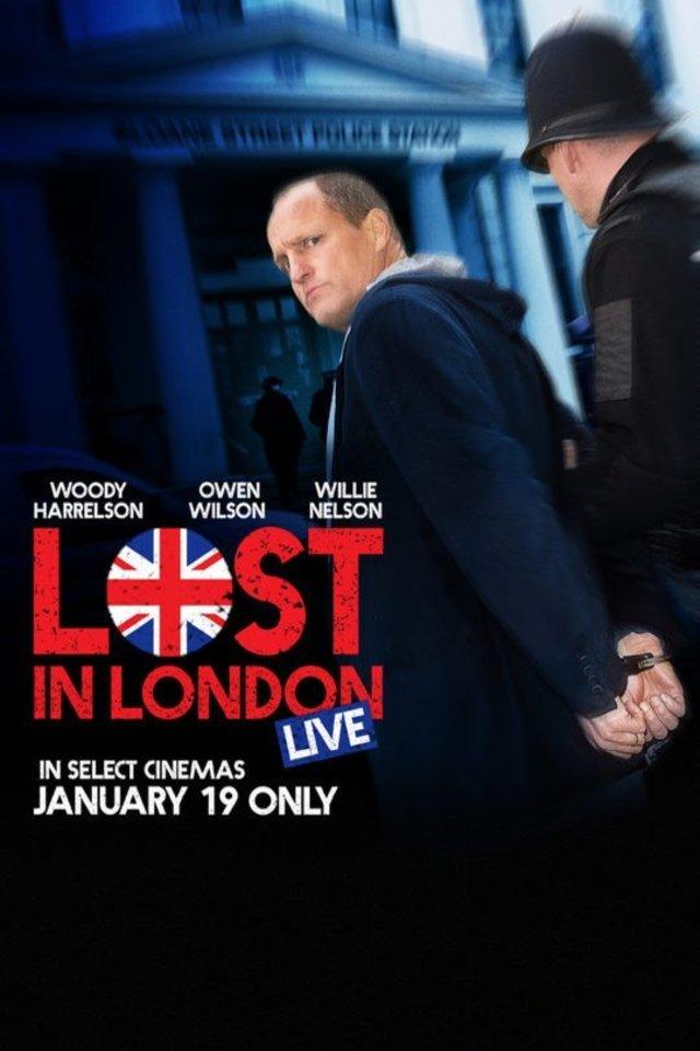 فيلم Lost in London مترجم
