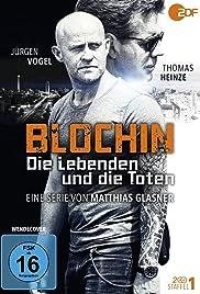 Blochin: Die Lebenden und die Toten Poster