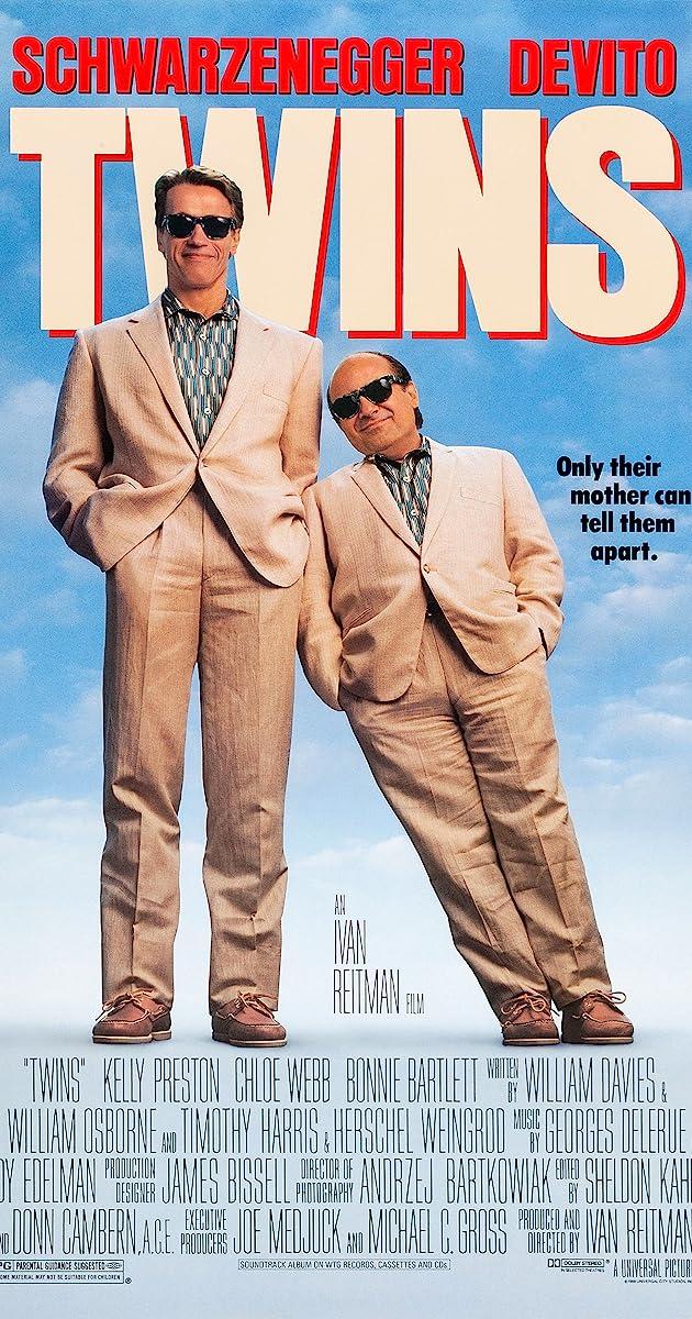 Twins (1988) - IMDb