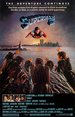 Superman II Poster Image