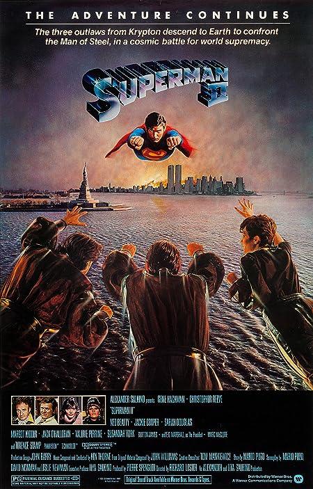 [PG] Superman II (1980) English  Blu-Ray - 480P | 720P - x264 - 350MB | 1GB - Download & Watch Online  Movie Poster - mlsbd