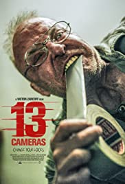 13 Cameras (2015) Poster - Movie Forum, Cast, Reviews