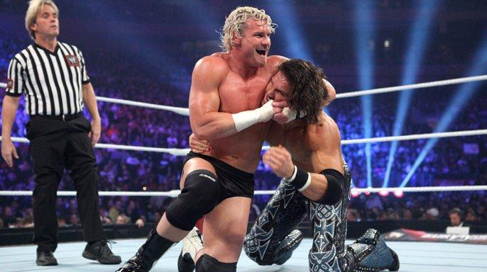 Nic Nemeth and John Hennigan in Survivor Series (2011)