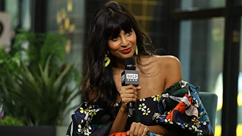"""BUILD: Jameela Jamil's """"I Weigh"""" Activism Platform About Embracing Who You Are"""