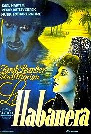 La Habanera Poster