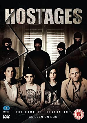 Download Hostages Season 1-2 (2013-2016) Complete 480p All Episodes {150MB Episode} TvSeries