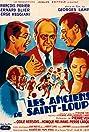 Les anciens de Saint-Loup (1950) Poster