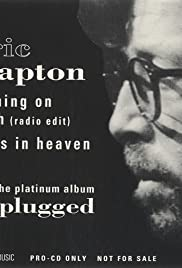 Eric Clapton: Running on Faith, Unplugged Version Poster