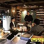 Eui-sung Kim, Lee Jehoon, Yoo-ram Bae, Jang Hyuk-jin, and Pyo Ye-Jin in Mobeomtaeksi (2021)