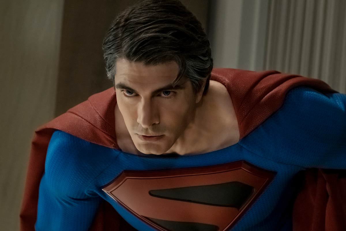 Brandon Routh in Crisis on Infinite Earths: Part Two (2019)