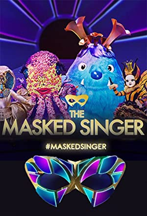 The Masked Singer UK (2020–)