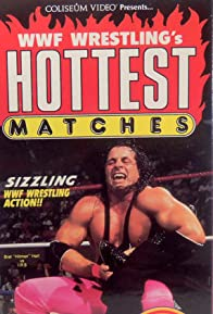 Primary photo for WWF Wrestling's Hottest Matches