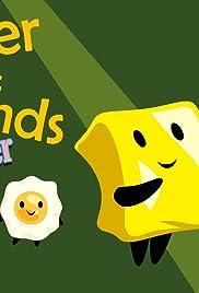Butter & Friends: Babysitter Sim Poster
