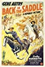 Back in the Saddle (1941) Poster