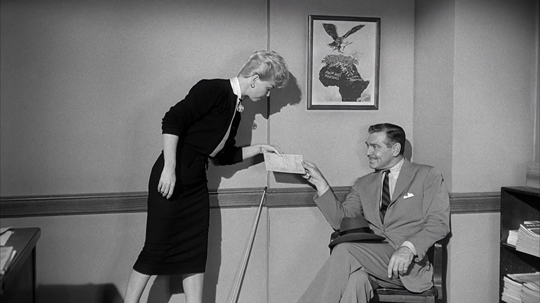 Image result for teacher's pet 1958 doris day