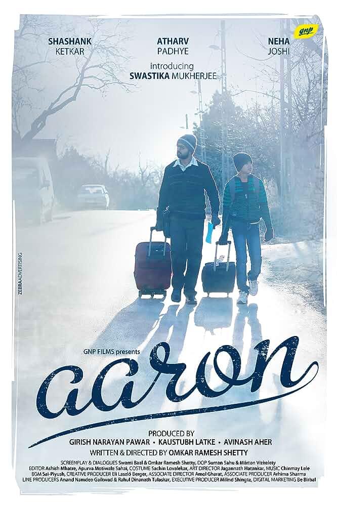 Aaron (2018) Marathi AMZN WEB-DL x264 AAC Esub