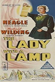The Lady with a Lamp Poster
