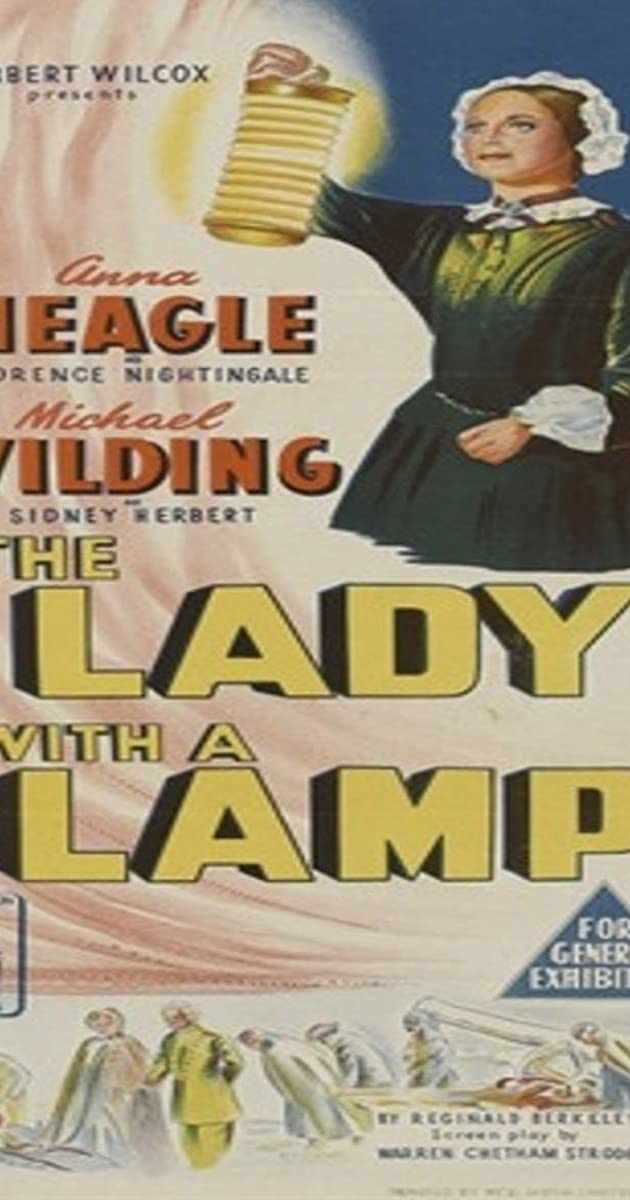 Subtitle of The Lady with a Lamp