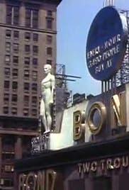 Mighty Manhattan, New York's Wonder City Poster