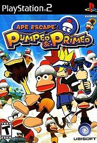 Primary photo for Ape Escape: Pumped & Primed
