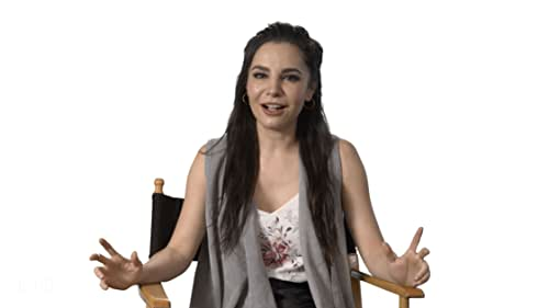"""""""Would You Rather?"""" With """"Altered Carbon"""" Star Martha Higareda"""