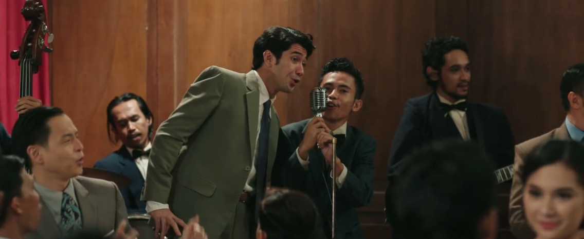 Cuplikan adegan film Rudy Habibie (2016)