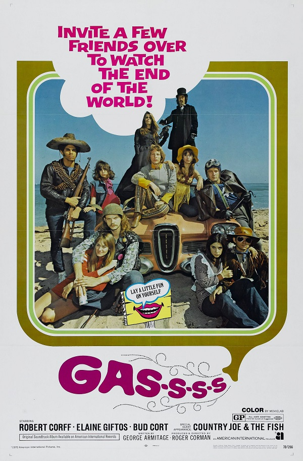 Gas! -Or- It Became Necessary to Destroy the World in Order to Save It. download