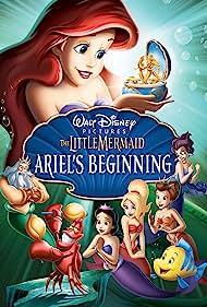 Sally Field, Jodi Benson, Jim Cummings, and Samuel E. Wright in The Little Mermaid: Ariel's Beginning (2008)