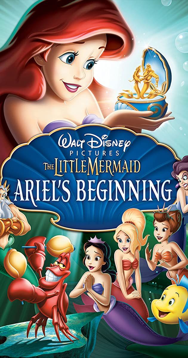 Subtitle of The Little Mermaid: Ariel's Beginning