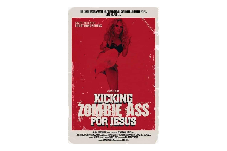 Kicking Zombie Ass for Jesus (2019)
