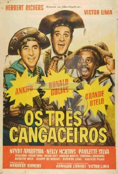 Os três Cangaceiros [Nac] – IMDB 6.0