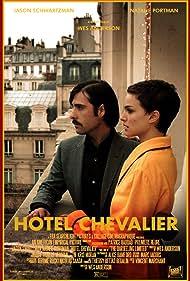Natalie Portman and Jason Schwartzman in Hotel Chevalier (2007)