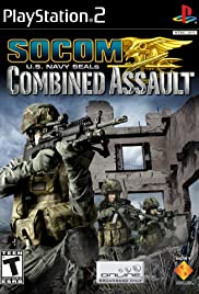 SOCOM: U.S. Navy SEALs Combined Assault Poster
