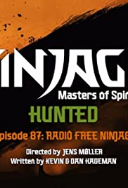 Radio Free Ninjago Poster
