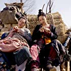 Baihe Bai and Boran Jing in Zhuo yao ji (2015)