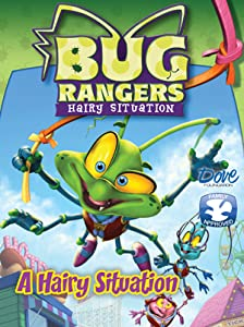 Downloading mp4 movies Bug Rangers: Hairy Situation [420p]