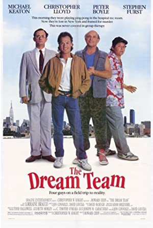The Dream Team Poster Image