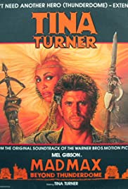 Tina Turner: We Don't Need Another Hero - Live Version Poster