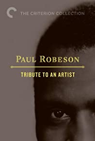 Primary photo for Paul Robeson: Tribute to an Artist