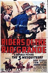 Riders of the Rio Grande John English