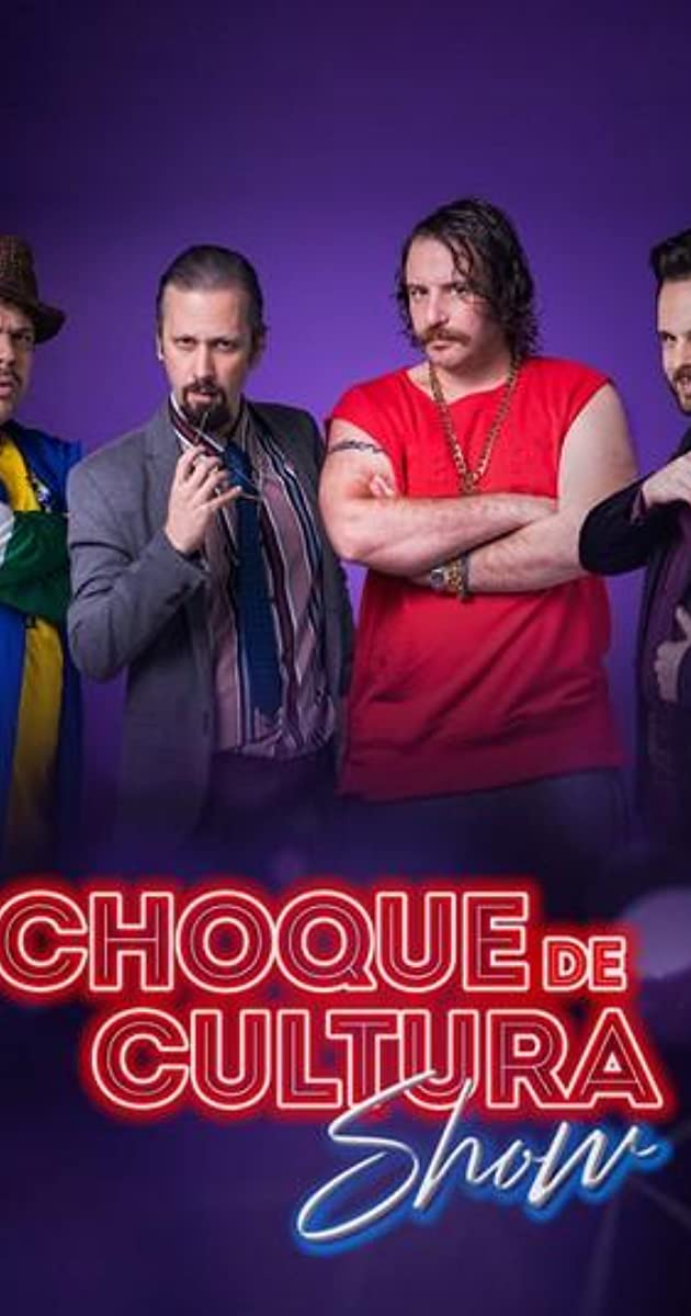 Download Choque de Cultura Show or watch streaming online complete episodes of  Season 1 in HD 720p 1080p using torrent