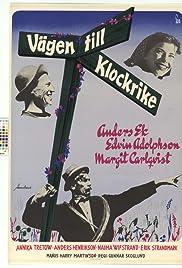 Vägen till Klockrike Poster