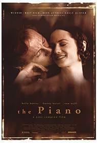 The Piano (1994) Poster - Movie Forum, Cast, Reviews