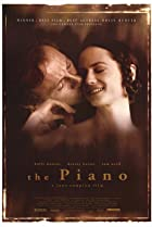 The Piano (1993) Poster