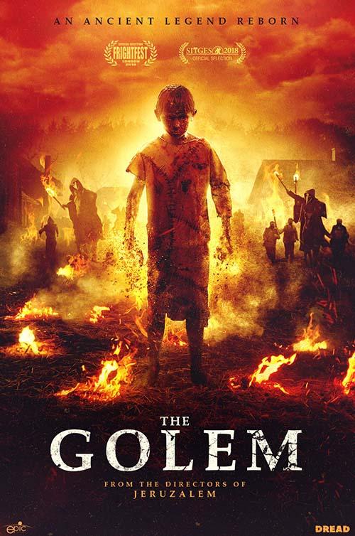 The Golem (2018) Hindi Dubbed