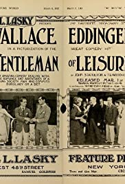 A Gentleman of Leisure Poster