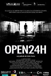 Open 24h Poster