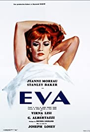 Eva (1962) Poster - Movie Forum, Cast, Reviews
