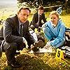 Neil Dudgeon, Jason Hughes, and Tamzin Malleson in Midsomer Murders (1997)